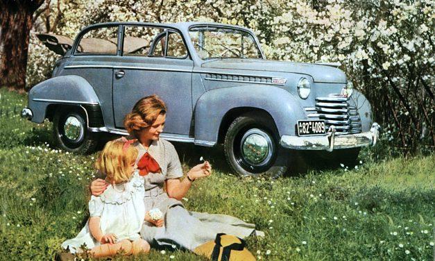 Durch einen offenen Sommer: Opel Cabrios
