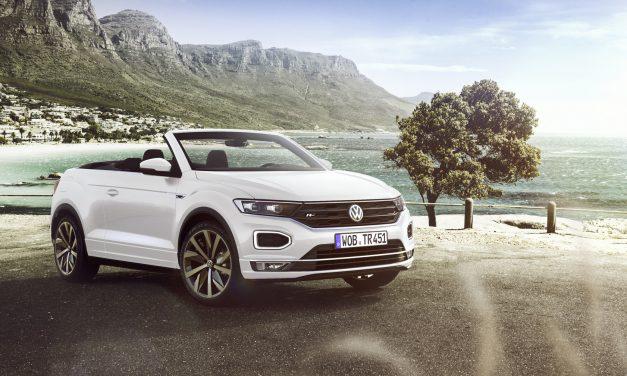 Dem Himmel näher: VW öffnet seinen T-Roc