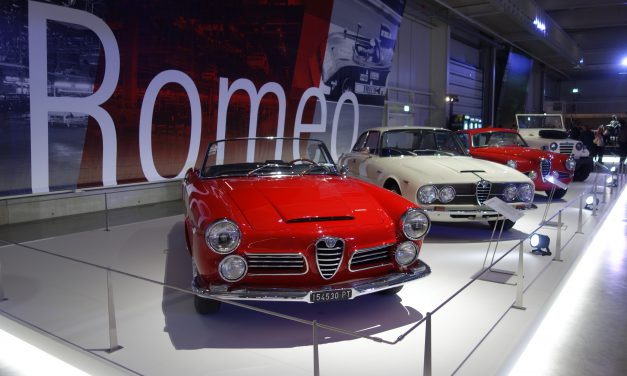 Für die Ewigkeit: Der Mythos von Alfa Romeo
