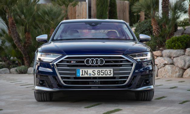 Luxus und Leistung: Neuer Audi S8