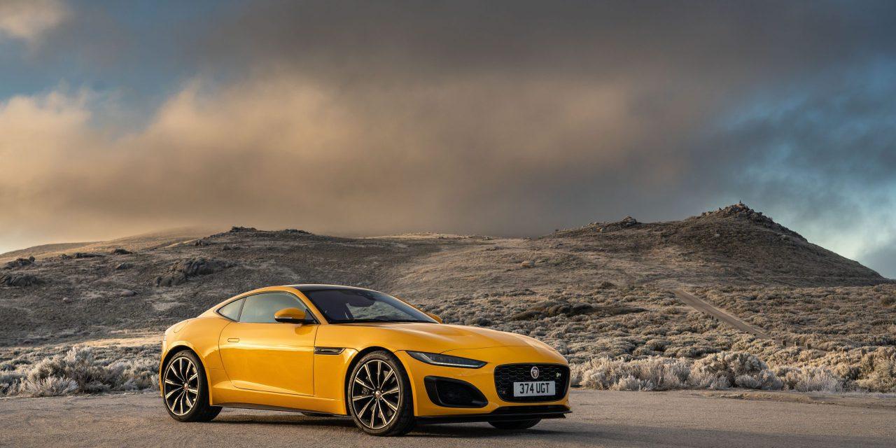 Neuer Jaguar F-Type: Mit den Augen der Katze