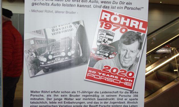 Vor 50 Jahren: Walter Röhrl  und der Elfer