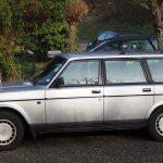 Unser alter Volvo ist Goldes wert: Schwedischer Kombi-Traum in Silber