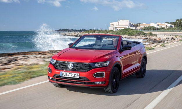Deutscher Frühling: VW T-Roc Cabriolet  Mercedes AMG E 53 und neuer Audi A3
