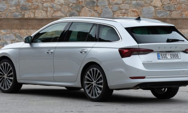 Glücksgriff im VW-Konzern: Skoda Octavia Combi in vierter Generation