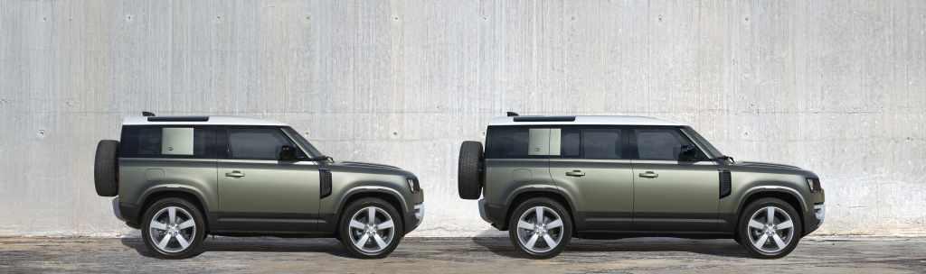Land Rover Defender:  Ikone aus der Zukunft