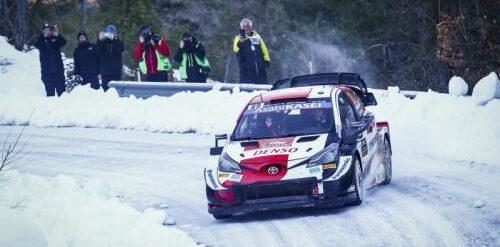Die Rallye Monte Carlo ist auch nicht mehr das, was sie einmal war