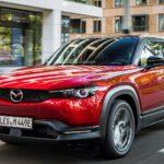 Beim E-Auto sagt Mazda, was Sache ist